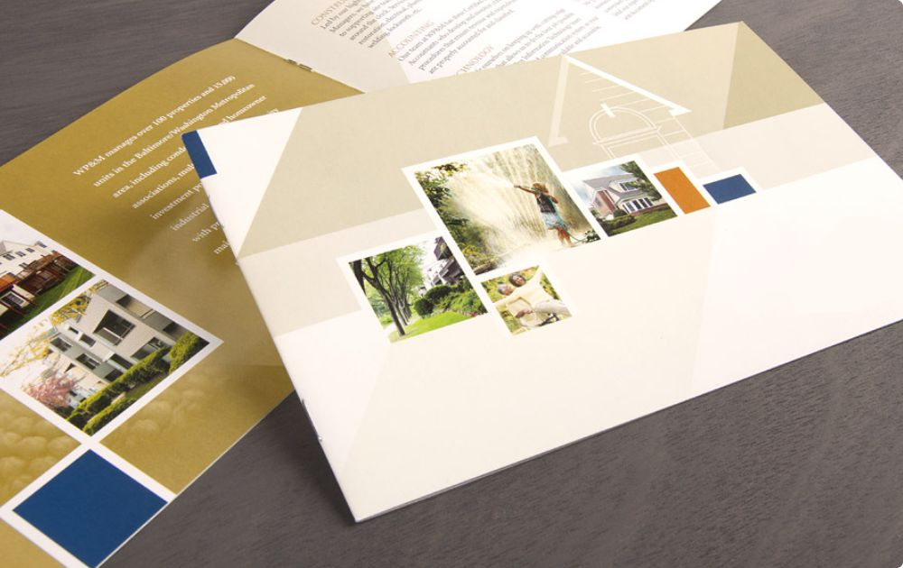 Engaging Brochure Designing Services by IZISS Technology